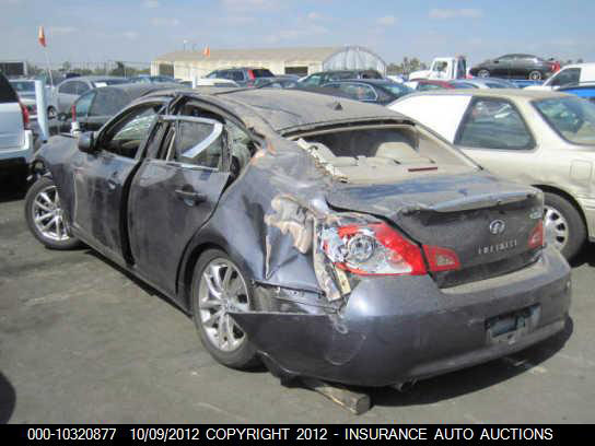 infiniti g35 sedan 2007 for parts exreme auto parts. Black Bedroom Furniture Sets. Home Design Ideas