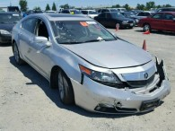 Acura TL 2013 Technology Package For Parts