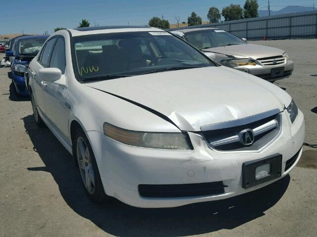 acura tl 2006 3 2l for parts exreme auto parts. Black Bedroom Furniture Sets. Home Design Ideas