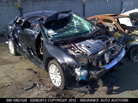 Ford Fusion Hybrid 2010 For Parts