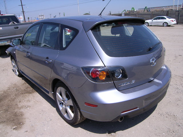 mazda 3 hatchback 2005 for parts exreme auto parts. Black Bedroom Furniture Sets. Home Design Ideas