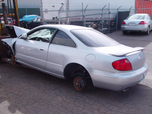 Acura CL Coupe For Parts Exreme Auto Parts - Acura cl parts
