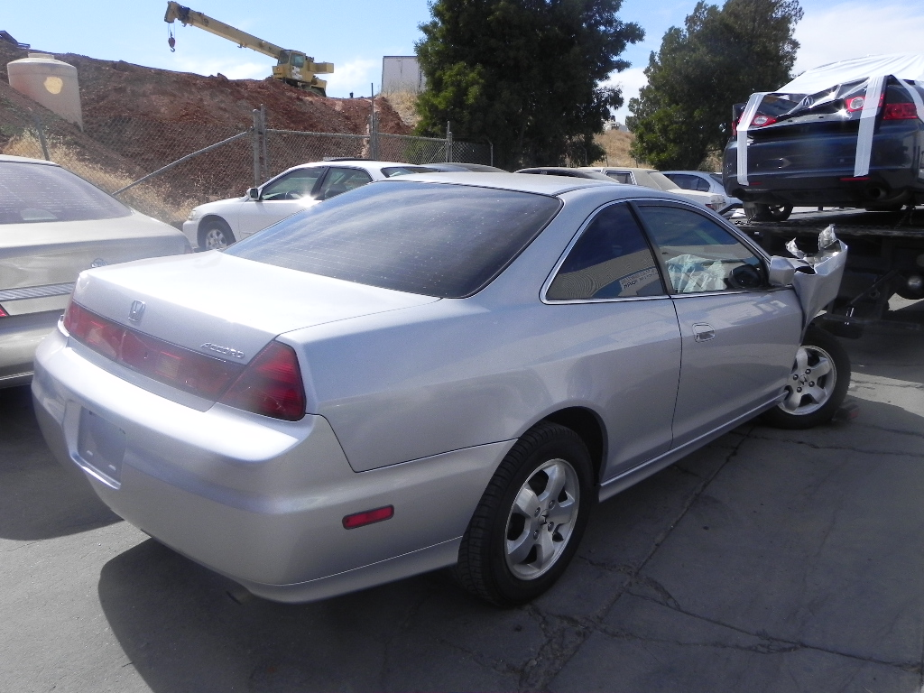 Honda Accord Coupe 2001 For Parts Exreme Auto Parts