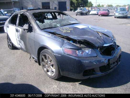 Acura TSX Sedan For Parts Exreme Auto Parts - 2005 acura tsx parts