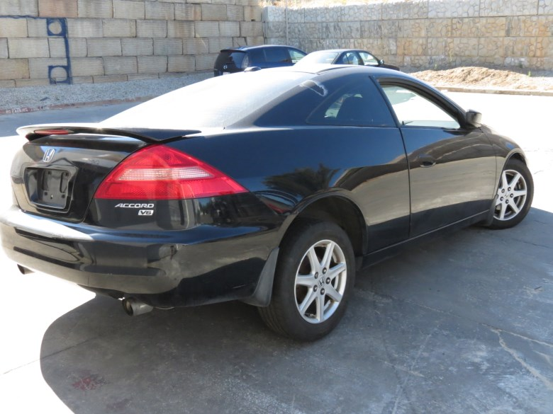 honda accord coupe 2004 for parts exreme auto parts. Black Bedroom Furniture Sets. Home Design Ideas