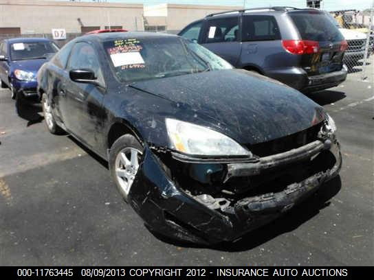 2013 Honda Accord Coupe For Sale >> Honda Accord Coupe 2005 For Parts - Exreme Auto Parts