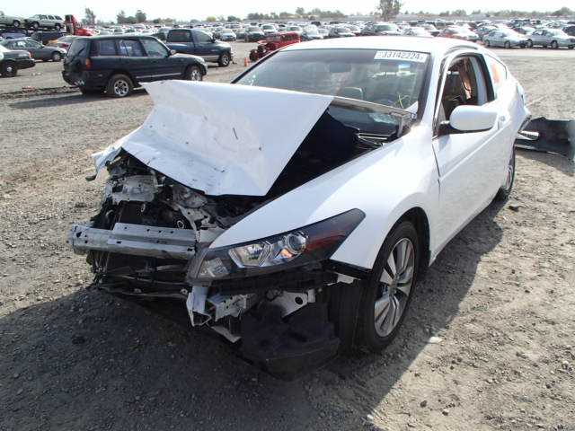 Honda Accord Coupe 2009 For Parts