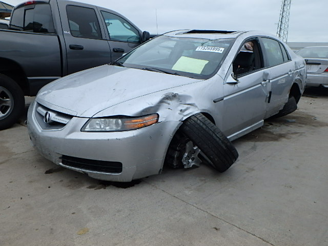 acura tl sedan 2006 for parts exreme auto parts. Black Bedroom Furniture Sets. Home Design Ideas