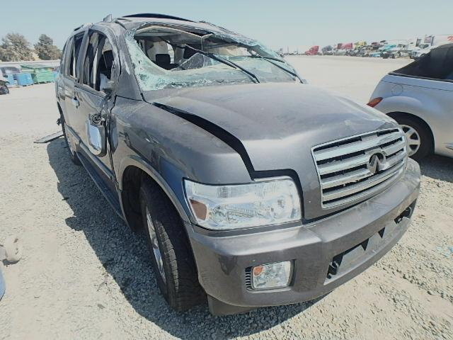 Infiniti Qx56 2004 For Parts Exreme Auto Parts