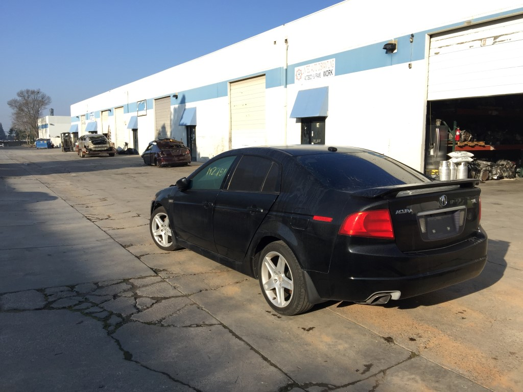 2005 acura tl for parts aa0565 exreme auto parts. Black Bedroom Furniture Sets. Home Design Ideas