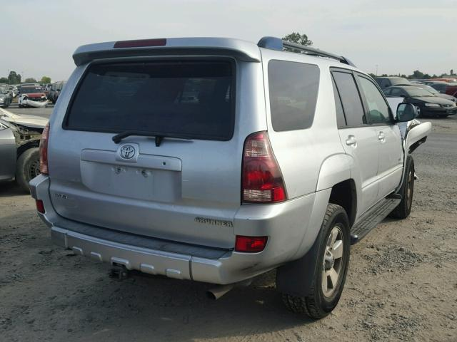 2004 toyota 4runner silver parts for sale aa0644 exreme auto parts. Black Bedroom Furniture Sets. Home Design Ideas