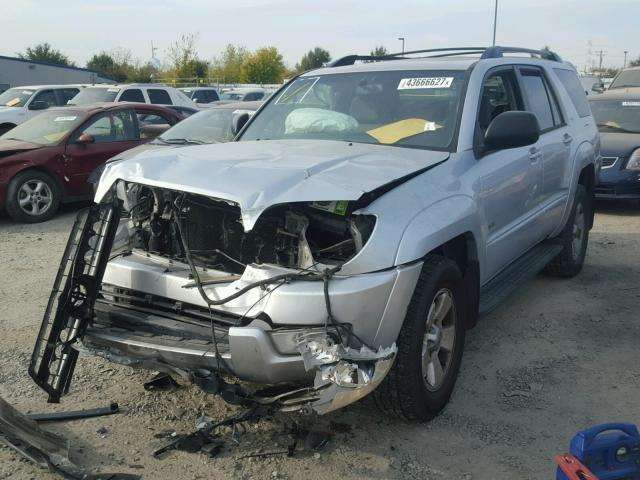 Extreme Auto Parts Is Parting Out 2004 Toyota 4Runner Silver Parts For Sale  . All Parts Are Available For Sale. We Ship Used Auto Parts From Sacramento  To ...