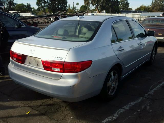 Year: 2005. Make: Honda Model: Accord VIN:JHMCN36505C003844 Odometer:  286,479. Engine: 3.0 Liter 6 Cylinder Transmission: Automatic Color  Exterios Silver
