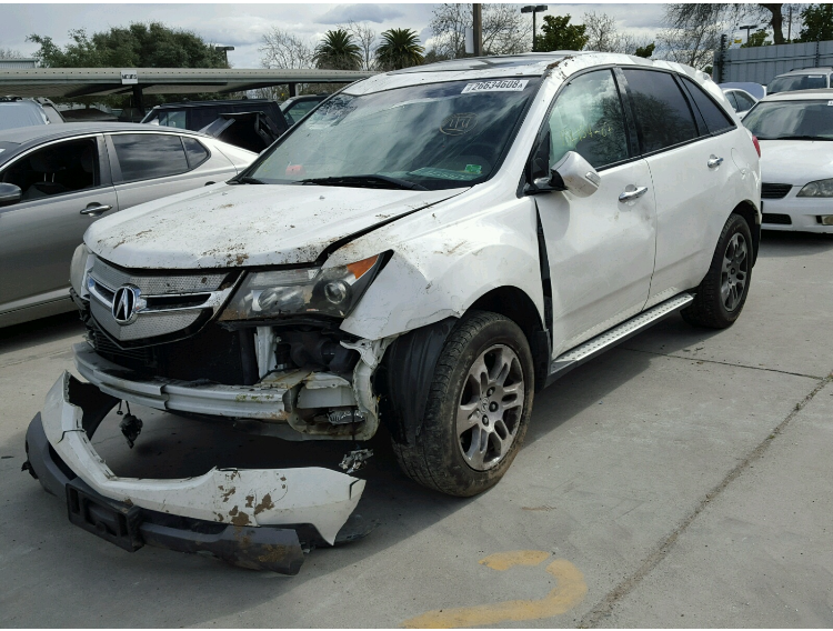 Acura MDX Parts For Sale AA Exreme Auto Parts - Acura mdx replacement parts