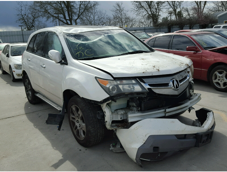 Acura MDX Parts For Sale AA Exreme Auto Parts - Acura mdx 2007 for sale