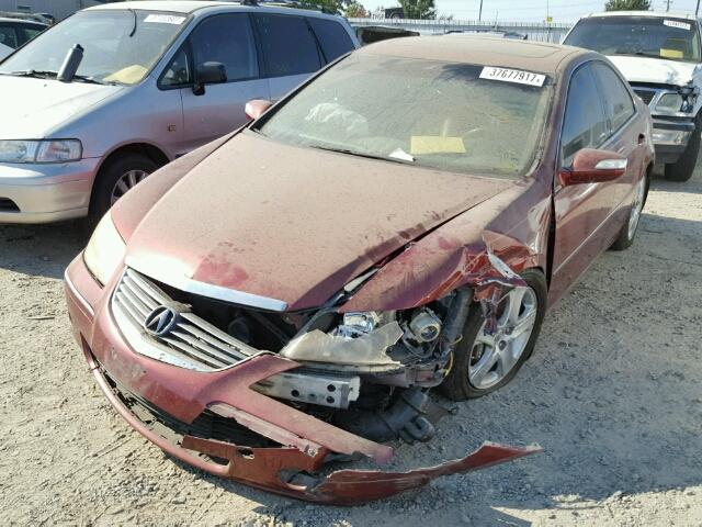 Acura RL Red Parts Car AA Exreme Auto Parts - 2005 acura rl parts