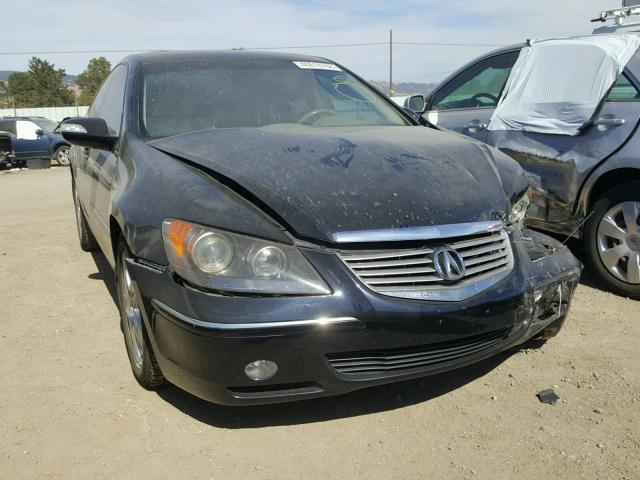 Acura RL Parts Car AA Exreme Auto Parts - 2006 acura rl grill