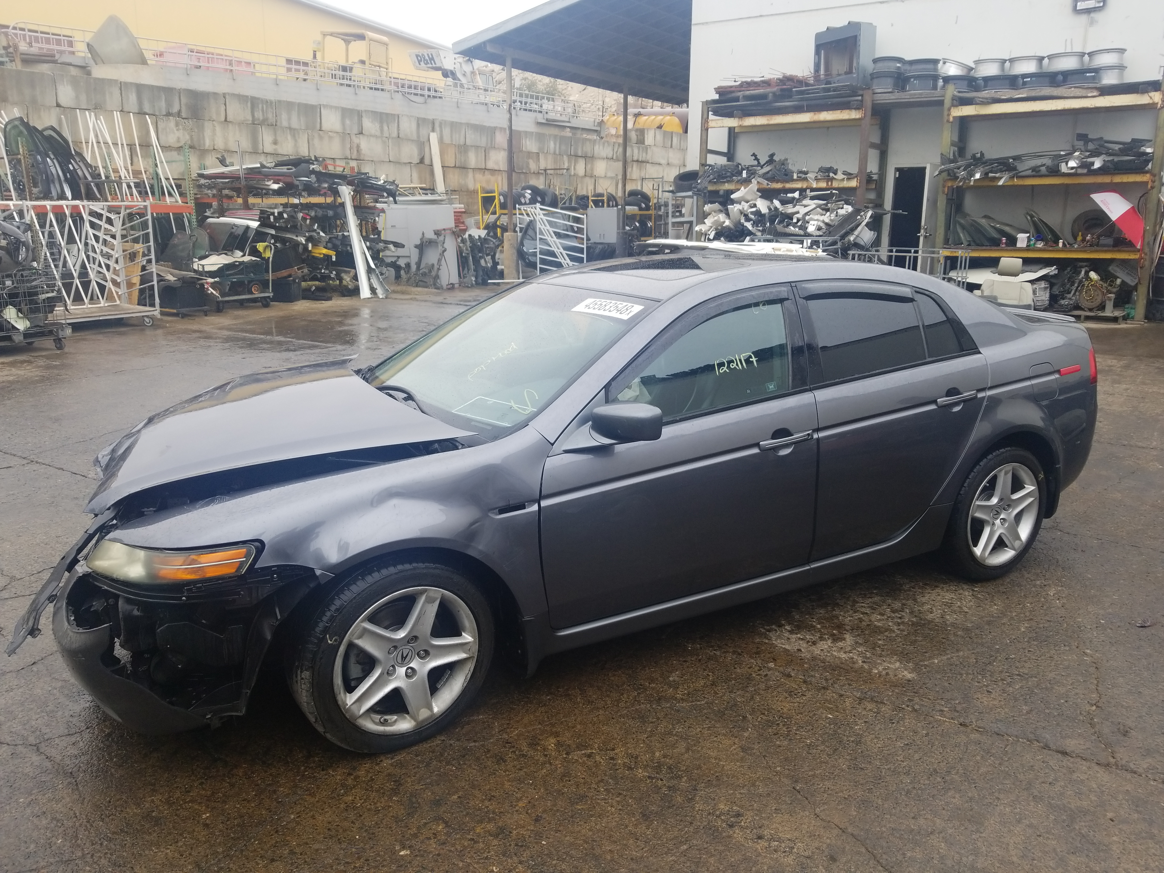 2006 Acura Tl Parting Out Aa0721 Exreme Auto Parts