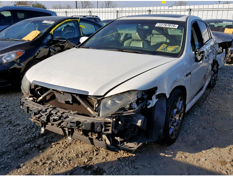 2007 Acura TL Type S Parts For Sale AA0742 | Exreme Auto Parts